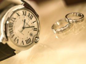 フォーマルな時計